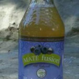 Blueberry Acai Tea from Mate Fusion