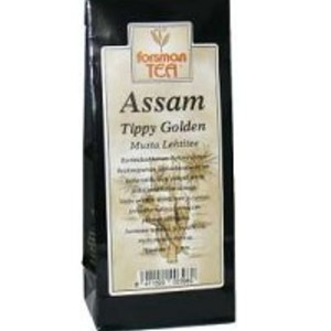 Assam Tippy Golden from Forsman Tea
