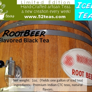 Root Beer (Iced Tea Series) from 52teas