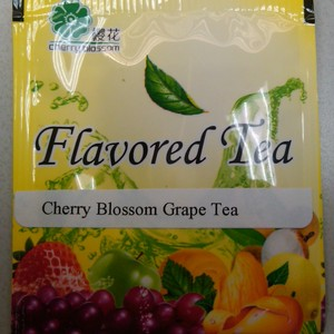 Japanese Cherry Blossom Grape Tea from Healthy Tea Store