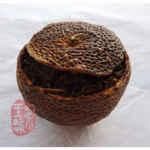 Tangerine Pu-erh Tea from Chawangshop