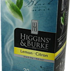 Lemon from Higgins & Burke