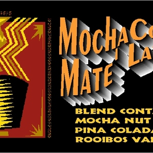 MochaCoca Mate Latte from Adagio Teas