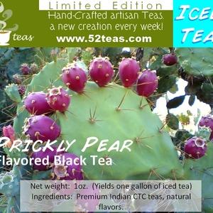 Prickly Pear Flavored Black (Iced Tea Series) from 52teas