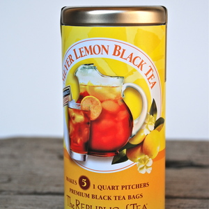 Meyer Lemon Black Tea from The Republic of Tea