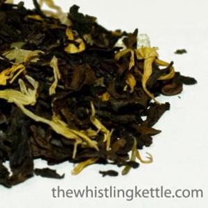 Lemon Basil Oolong from The Whistling Kettle