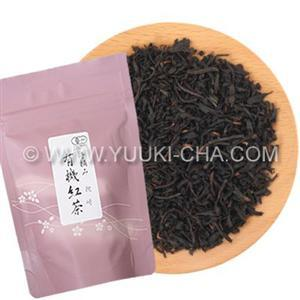 Organic Makurazaki Black Tea Hatsumomiji from Yuuki-cha
