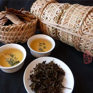 2006 Sun Yi Shun Brand Liu-an Bamboo Basket Tea from Chawangshop