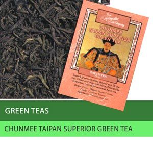 chun mee tai pan superior from The Metropolitan Tea Company