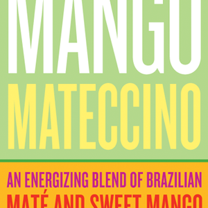 Mango Mateccino from Argo Tea