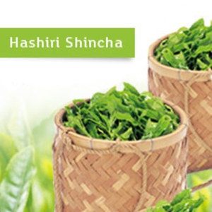 Hashiri Shincha from Den's Tea