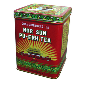 Nor Sun Pu-Erh (Bo Nay) from Tin Find Brand