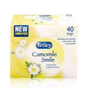 Camomile Smile from Tetley