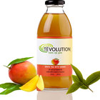 Tēvolution / Tevolution White Tea with Mango from Purpose Beverages, Inc.