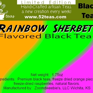 Rainbow Sherbet from 52teas
