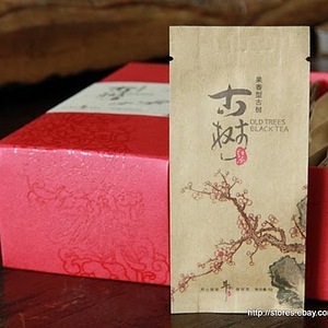 Douji &quot;Old Trees Black Tea&quot; Fruity Aroma from China Cha Dao