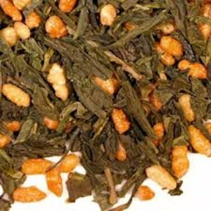 Genmaicha from The Persimmon Tree Tea Company