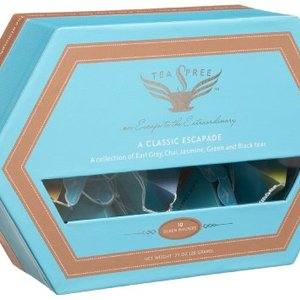 Classic Escapade Collection from Tea Spree