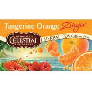 Tangerine Orange Zinger from Celestial Seasonings