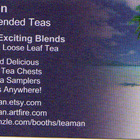 sancha green tea from Teaman Hand Blended Teas in Michigan