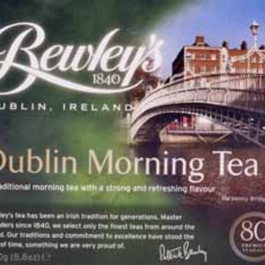 Dublin Morning from Bewley&#x27;s