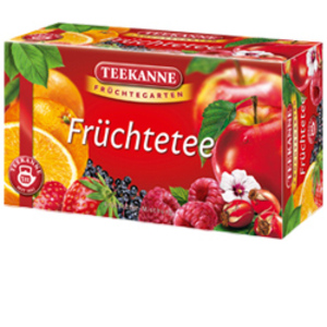 Fruit Selection from Teekanne