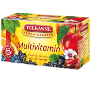 Multivitamin from Teekanne
