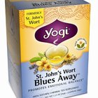 St. Johns Wort Blues Away from Yogi Tea