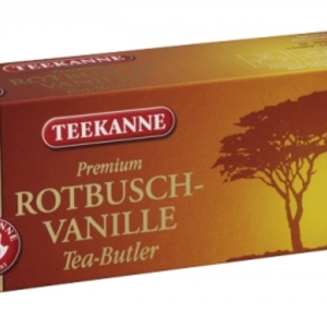 Rooibos Vanilla Tea-Butler from Teekanne