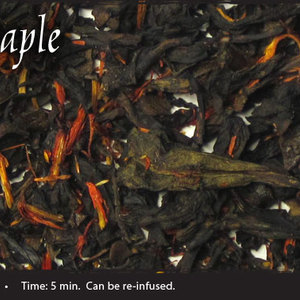 Smoked Maple from Shanti Tea
