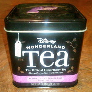 Topsy Turvy Tea Blend from Disney Wonderland Tea
