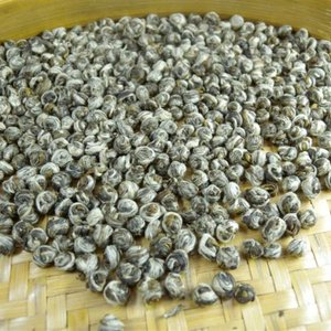 2011 Spring Organic Imperial Organic Jasmine Dragon Pearl from JK Tea Shop Online