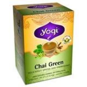 Chai Green from Yogi Tea