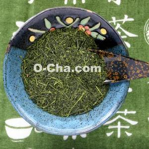 Organic Miyazaki Sencha &quot;Sakimidori&quot; from O-Cha.com