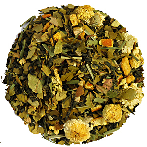 Green Myrtle Ginger from Nothing But Tea