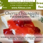 Cherry Cheesecake Green Tea from 52teas