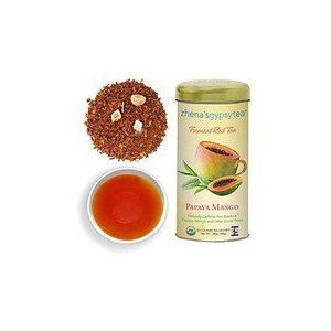Papaya Mango - Tropical Red Tea from Zhena's Gypsy Tea