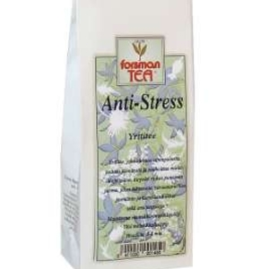 Anti-stress Yrttitee - Anti-Stress Herbal Tea from Forsman Tea