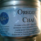 Oregon Chai from Ubi&#x27;s