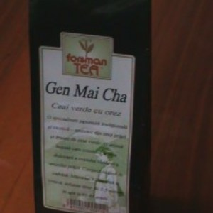 Genmaicha from Forsman Tea