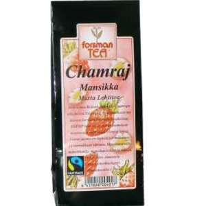 Chamraj mansikkatee - Chamraj Strawberry from Forsman Tea