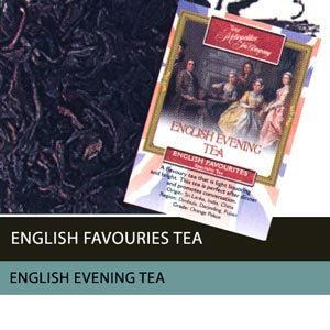 English Evening from Metropolitan Tea Company