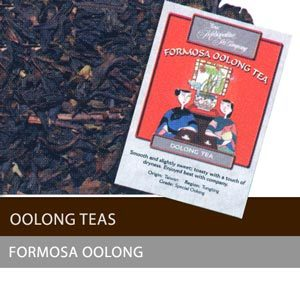 Formosa Oolong from Metropolitan Tea Company