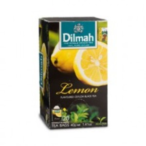 Lemon Tea from Dilmah