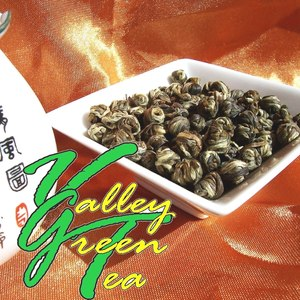 Jasmine Pearl (Premium Grade) from Valley Green Tea
