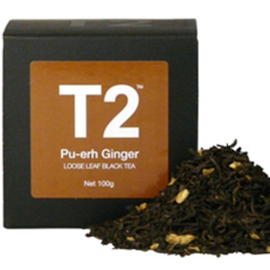 Pu-erh Ginger from T2