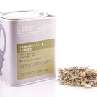 Lemongrass and Ginger Tea from Henry Langdon
