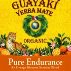 Yerba Mate Pure Endurance from Guayaki