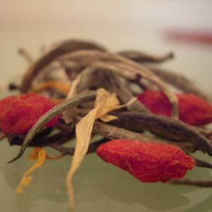 White Goji Blossom from Art of Tea