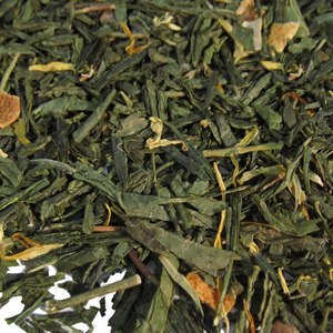 Peach Citrus Green Tea from Fusion Teas